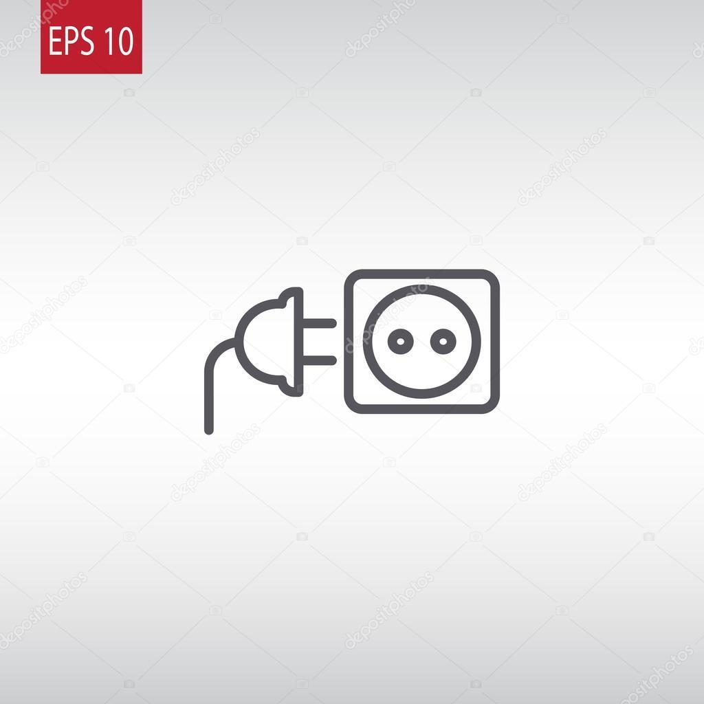 Gemütlich Symbole Von Elektrischen Komponenten Fotos - Der ...