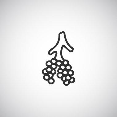Alveoli icon, illustration