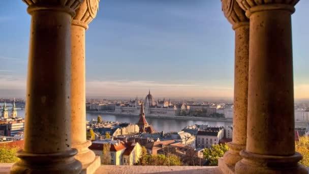 A Parlament épülete Budapest látképe