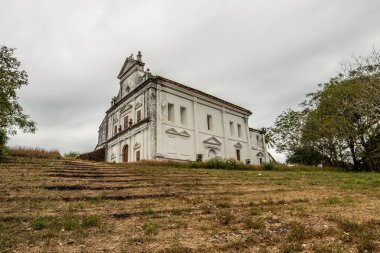 Old indian church
