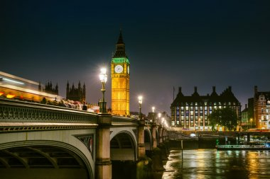 Westminster Bridge view