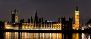 View of The Palace of Westminster