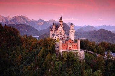 Famous Neuschwanstein Castle