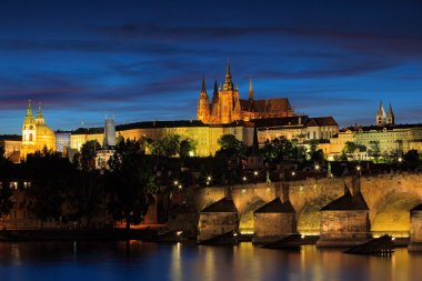 The Prague Castle, gothic style