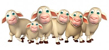 Group of  Sheep Collection