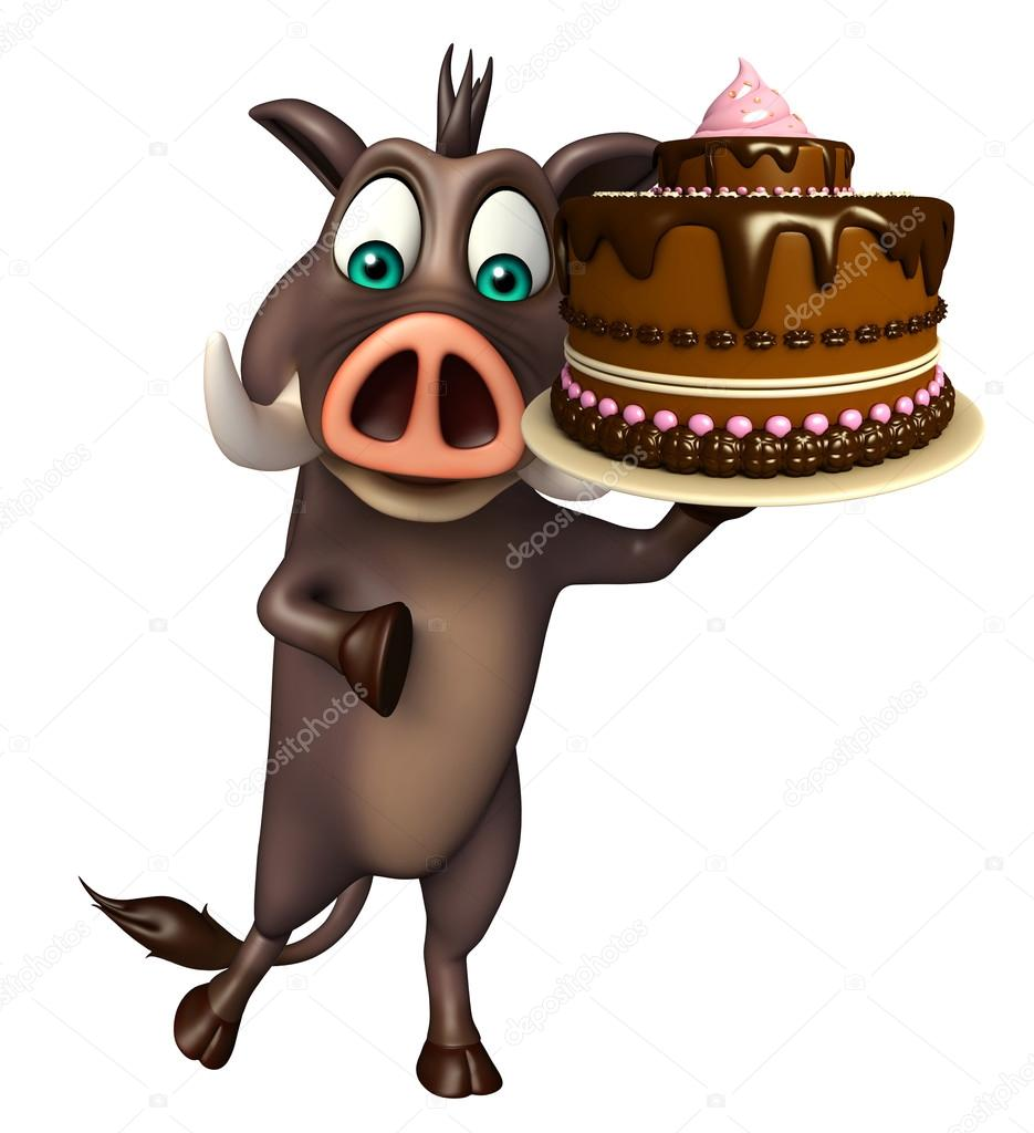 Bon anniversaire  Valeria Depositphotos_104007918-stock-photo-cute-boar-cartoon-character-with