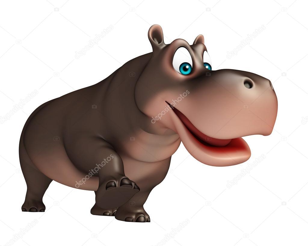 Fotos: Hipopotamos Chistosos