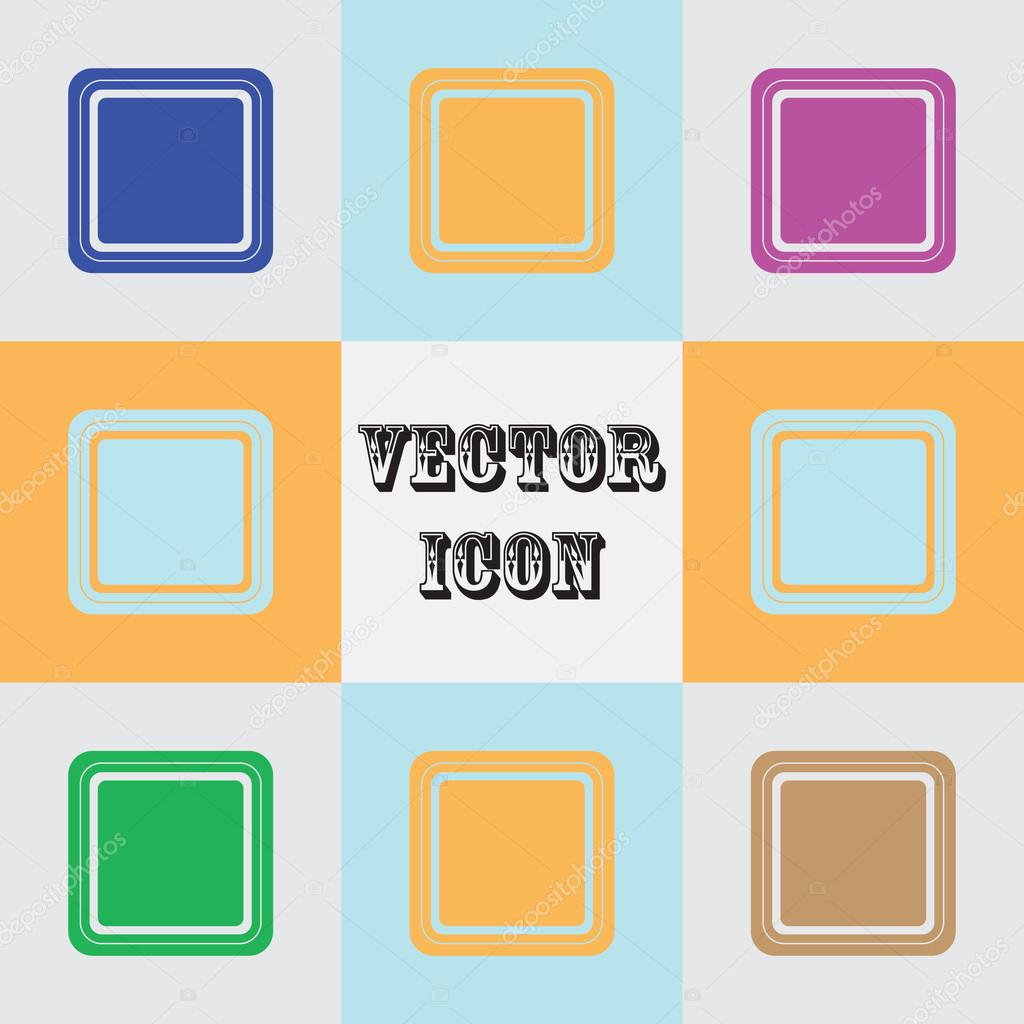 Elektrische Schalter ein Tasten — Stockvektor #104085180