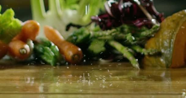 Ideální složení čerstvosti a zdravé jídlo v italské kuchyni