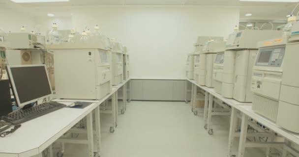 Pharmaunternehmen, Arzneimittel- und Arzneimittelproduktion, Innenausbau