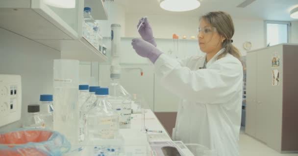 Coronavirus outbreak  scientist working on finding a corona virus vaccine