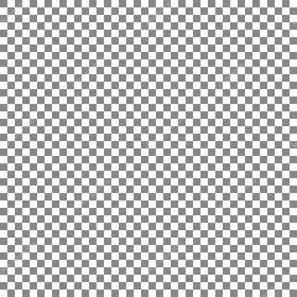 Los cuadrados grises y blancos en un vector de patrón de tablero de ...