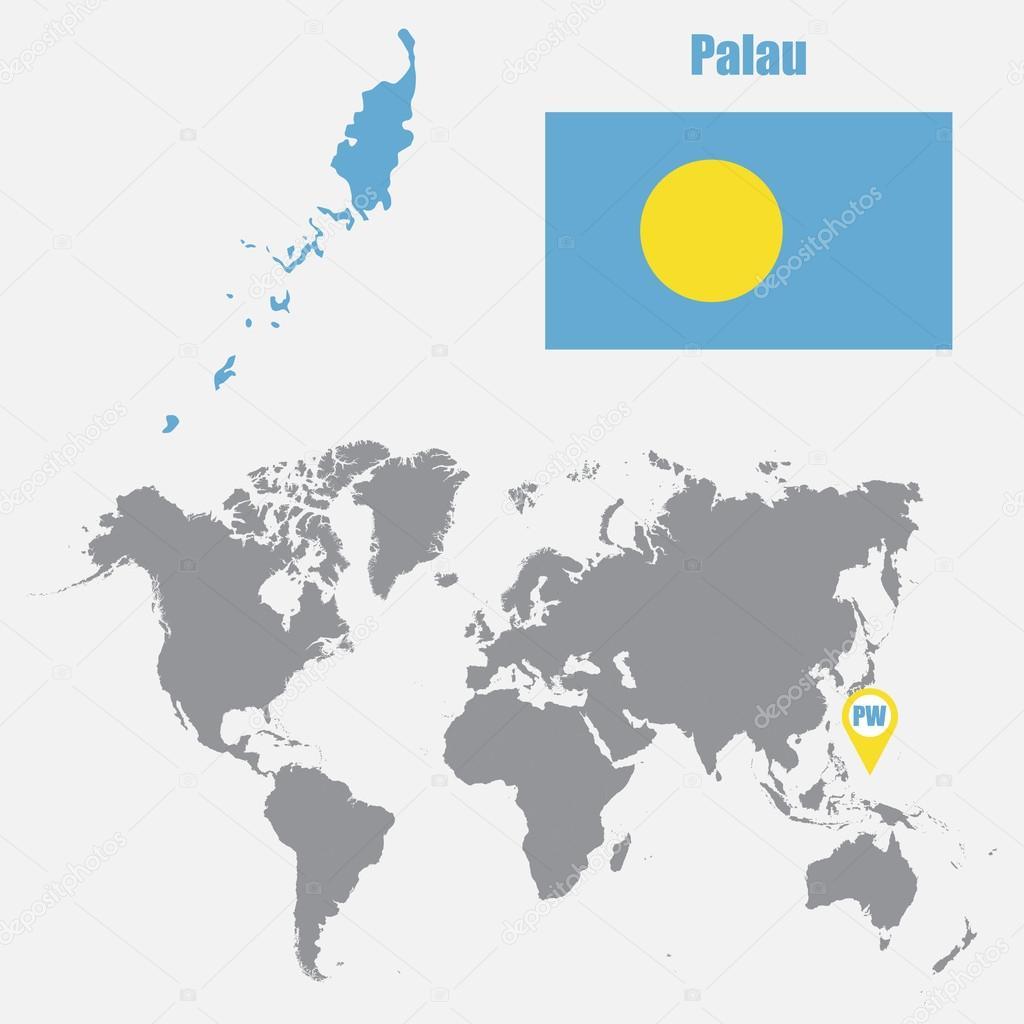 Palau Karta Karta 2020