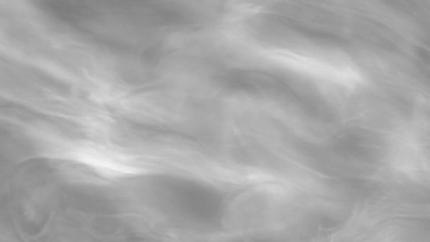 dunkle wirbelnde Rauchwolken, die Animationen in Schleifen drehen