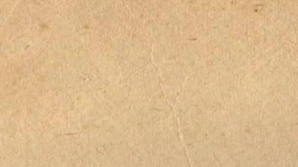 Charakter starého papíru textura nebo pozadí