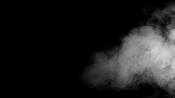 Fire Smoke From Black Background Stock Video C Dianaopryshko 114458252