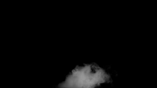 Fire Smoke From Black Background Stock Video C Dianaopryshko 114460714