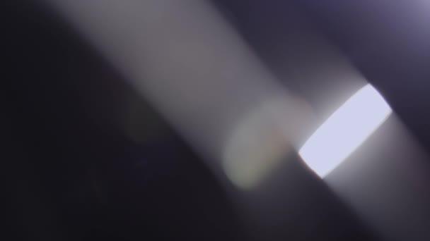 4 k Violet abstraktní světla Bokeh pozadí