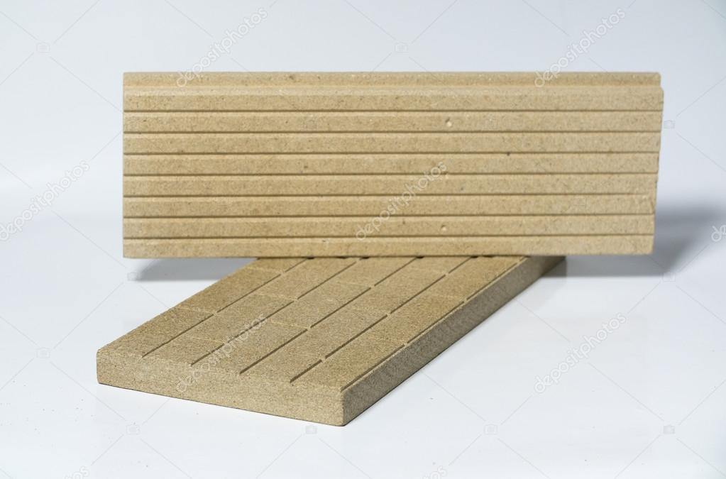 Termo Plate made of Mineral Vermiculite