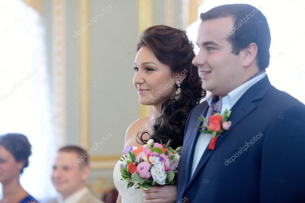 schönes Mädchen für die Ehe