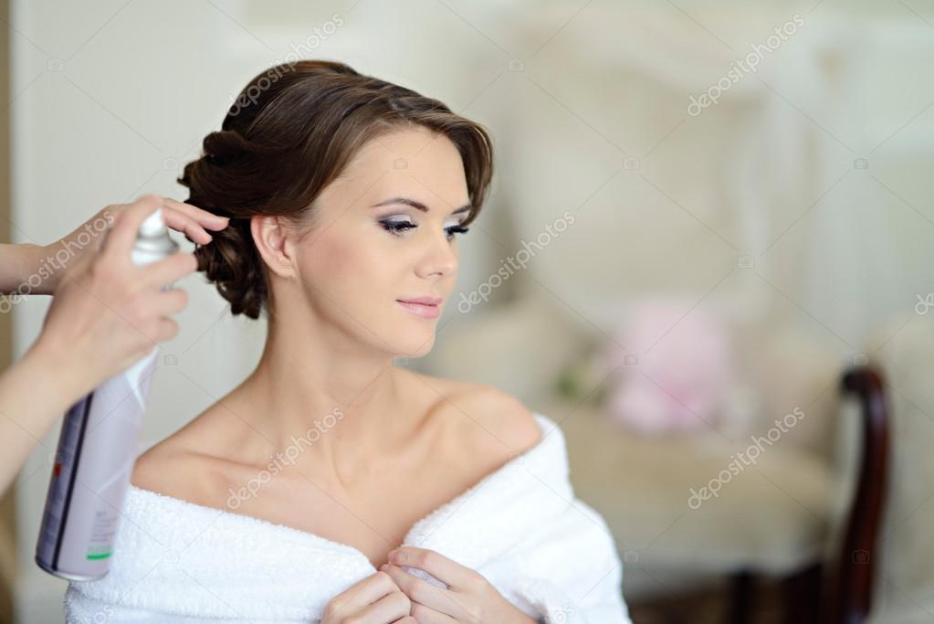 Modelos de peinados para novia