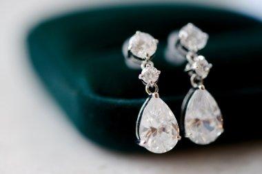 Beautiful wedding jewelry