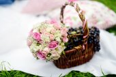 Fotografie Beautiful wedding bouquet
