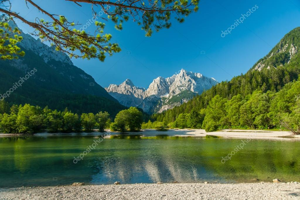 Kranjska Gora Slowenien