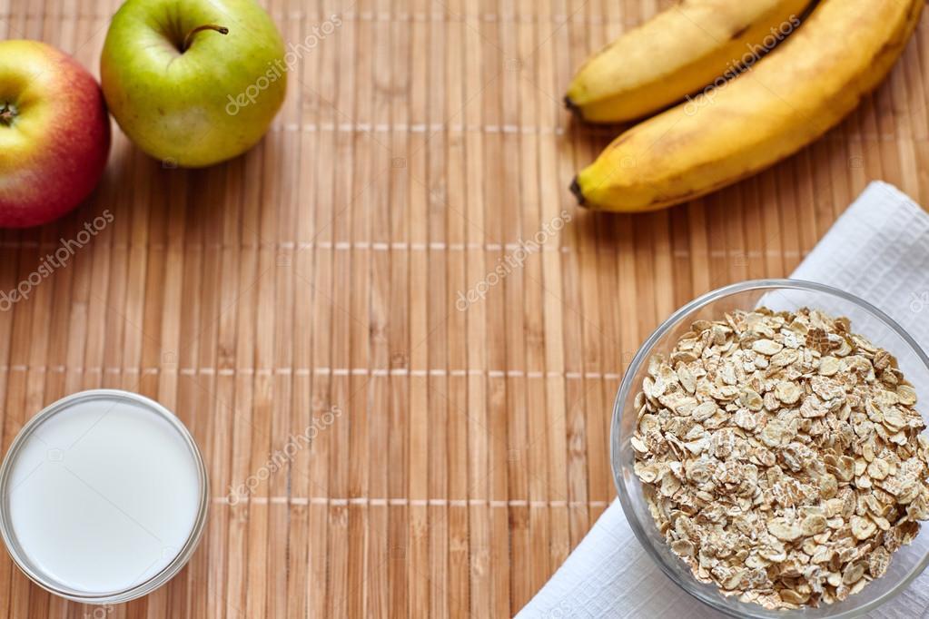 dieta al limone e farina davena
