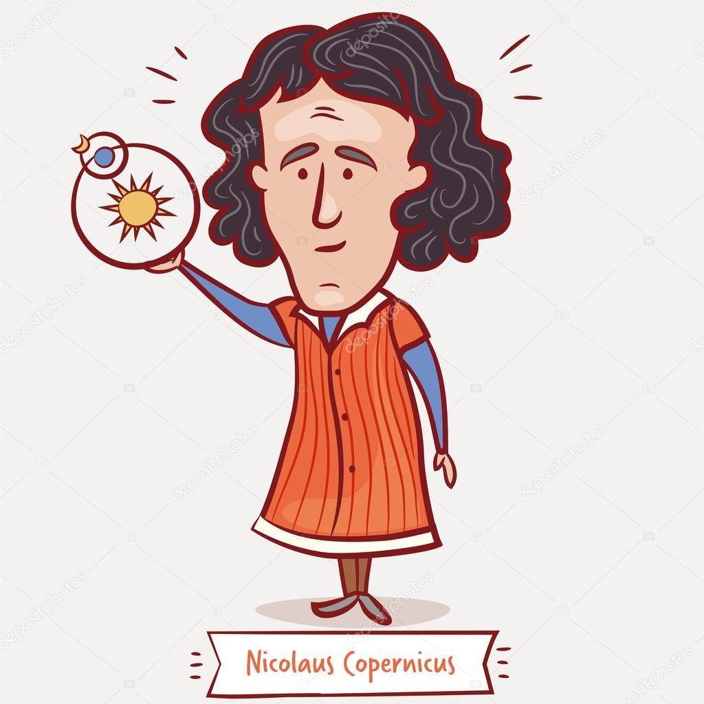 astronomer Nicolaus Copernicus