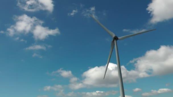 Turbina eolica time-lapse