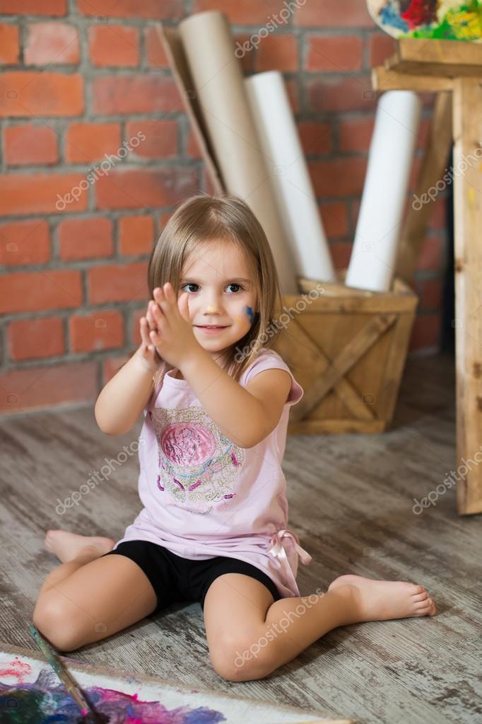 Beautiful russian girl photo