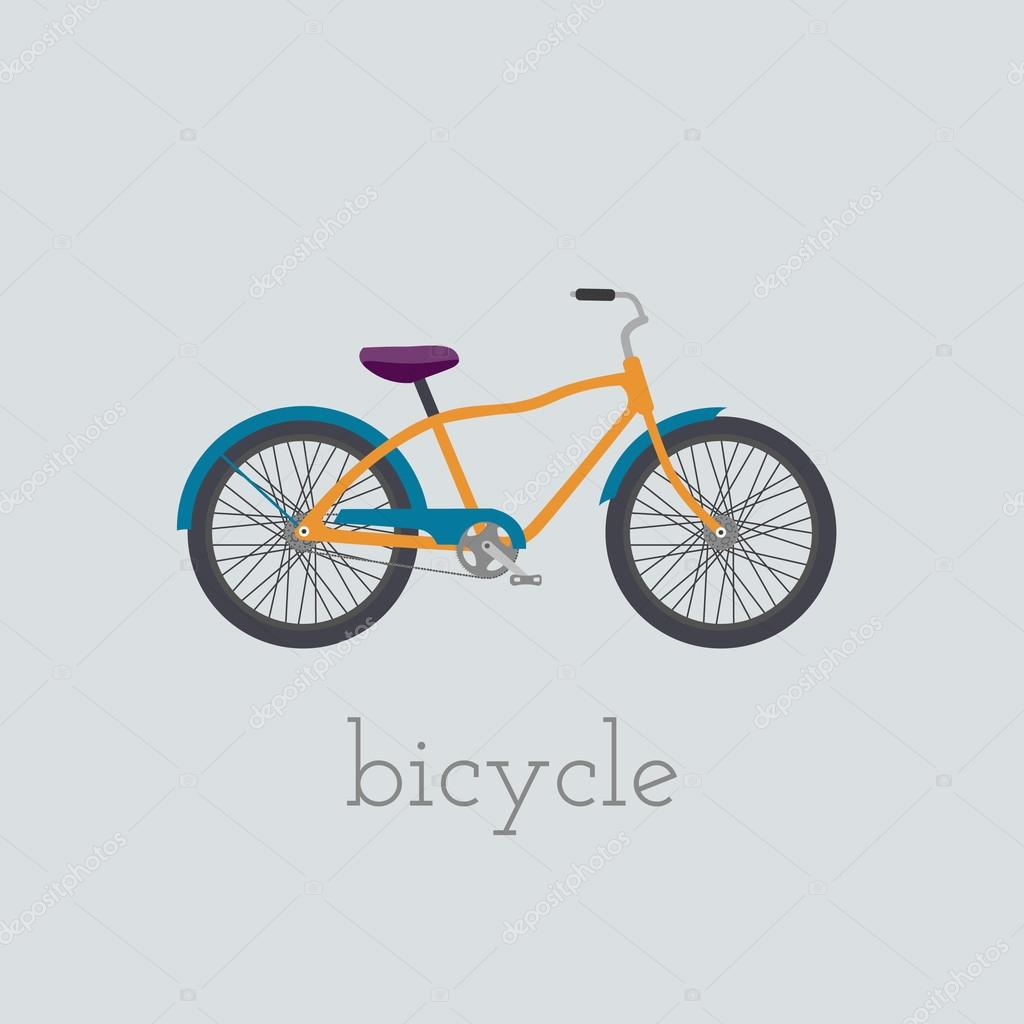 Vector bicycle illustration bicycle isolated on white background vector bicycle illustration bicycle isolated on white background bike vector bicycle bike illustration voltagebd Image collections