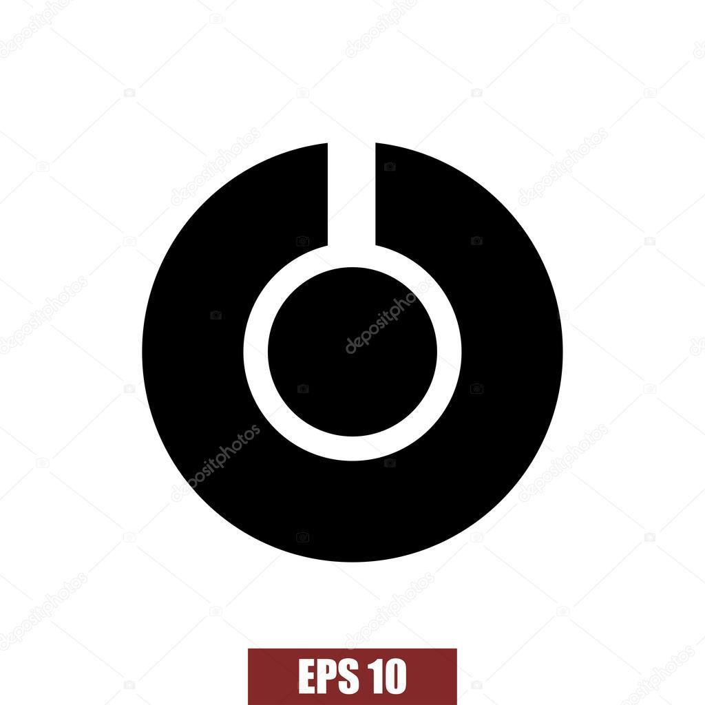 Ein-/Ausschalter. Power-Symbol — Stockvektor © Salamzadeh #104712140
