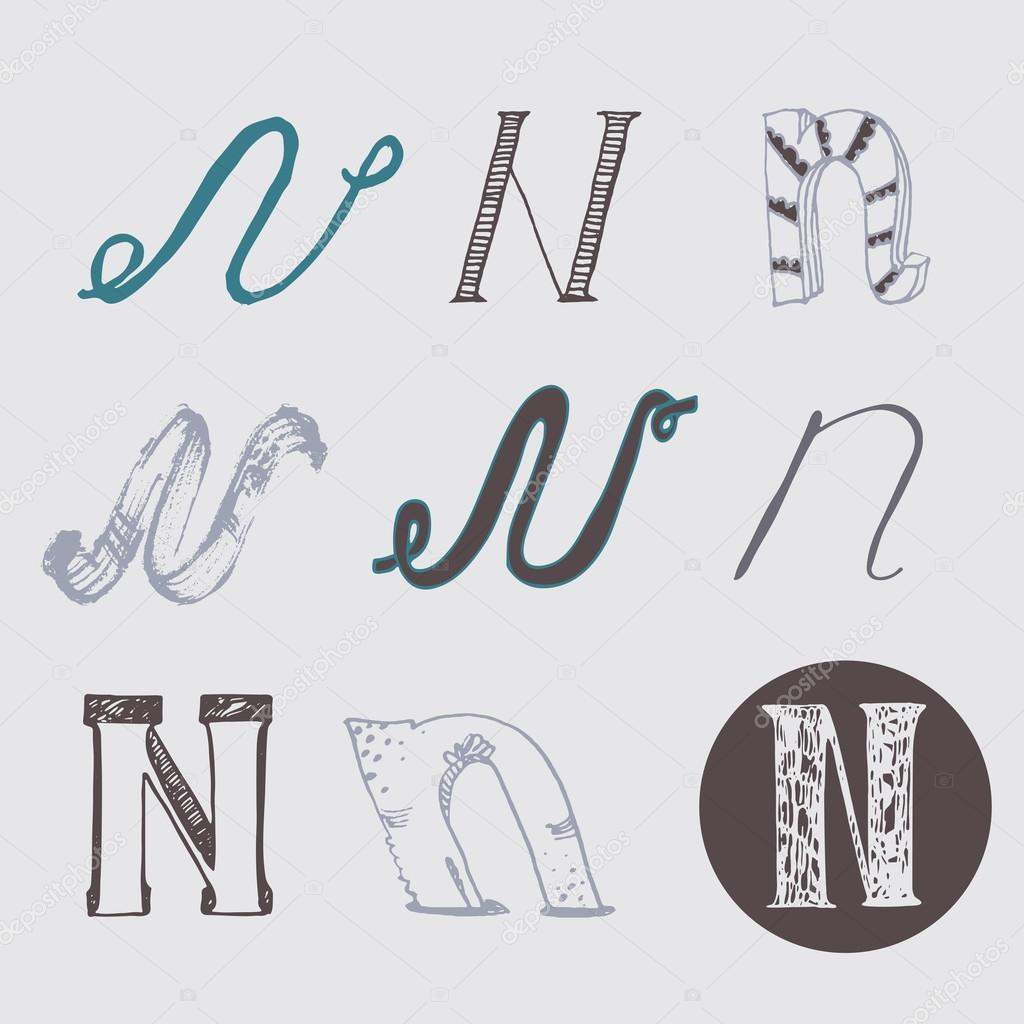 Lettre alphabet originale - Lettres alphabet originales ...