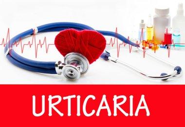 The diagnosis of urticaria