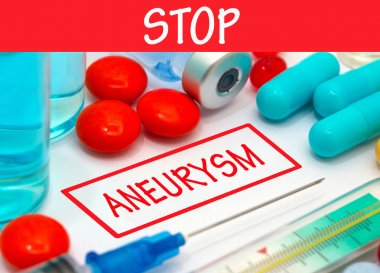 Stop aneurysm. Vaccine to treat disease