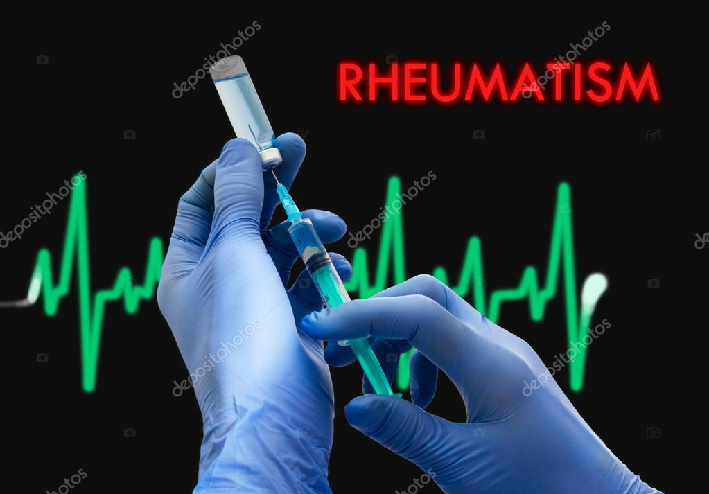 Treatment Of Rheumatism Syringe Is Filled With Injection Syringe And Vaccine Medical Concept Stock Photo C Lbrfzhjpf Gmail Com 110855558