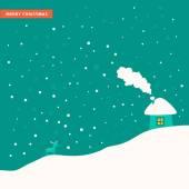 Fotografia Paesaggio invernale semplice
