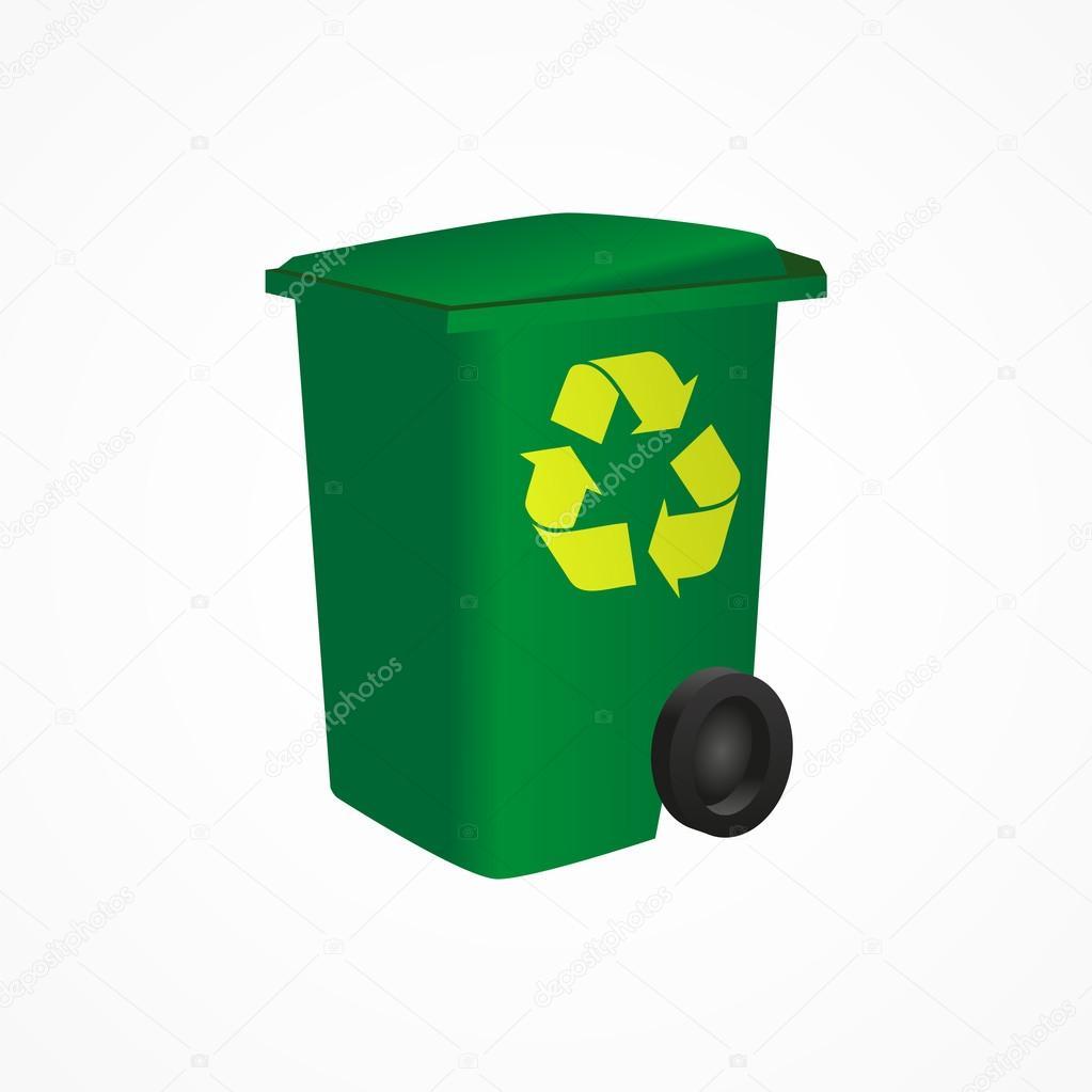 Moderne Mülleimer moderne mülleimer abbildung stockvektor warlockf01094047 yandex