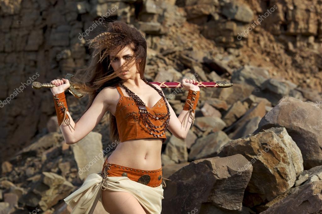 Красивые девушки с загаром амазонки фото 709-833