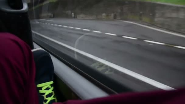 Reisen mit dem bus
