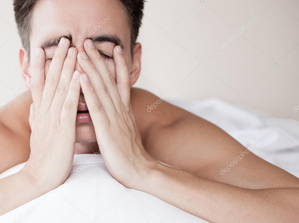 brist på sömn