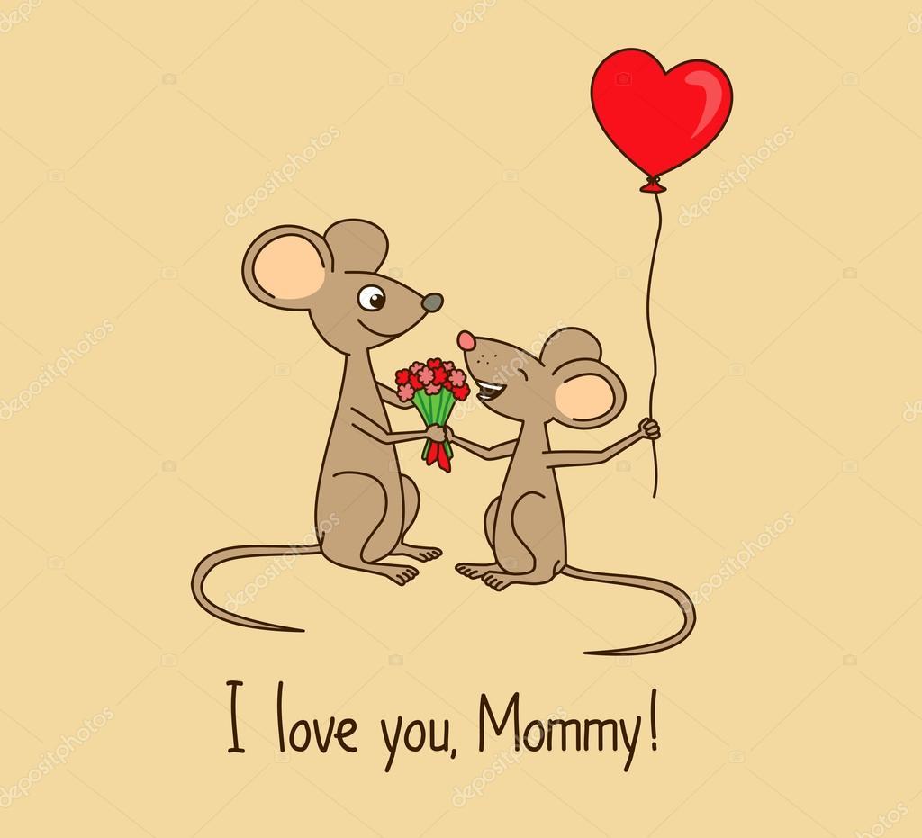 mama hou van jou