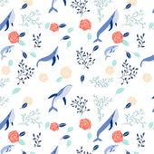 Fényképek Virágok és a tengeri elemek pasztell színek