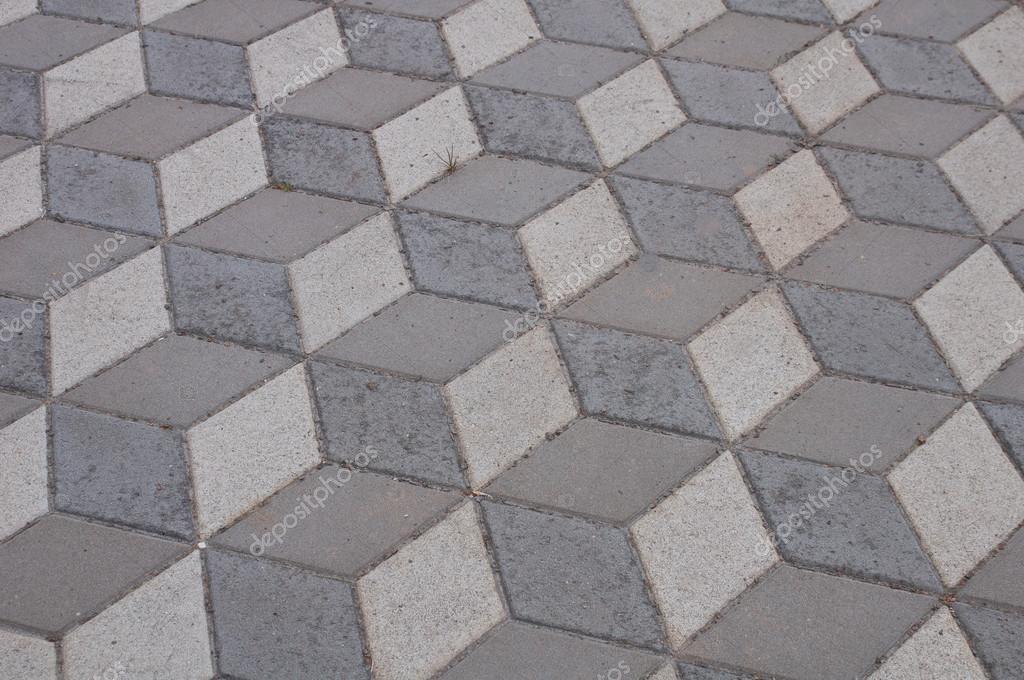 Fliesen textur grau  Pflaster Fliesen Textur. Für Hintergrund — Stockfoto #115463904