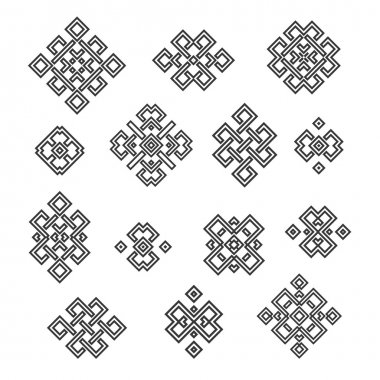 ethnic signs and symbols