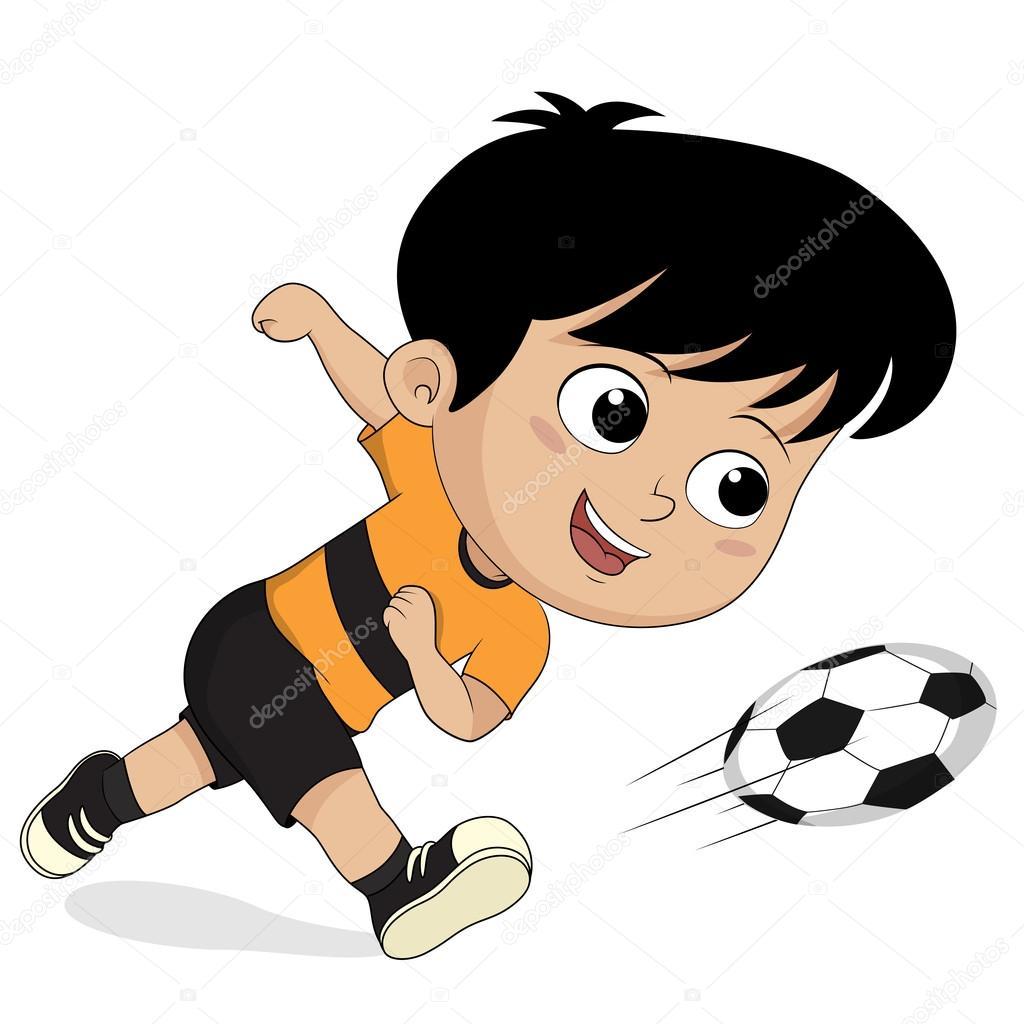 ni u00f1os de f u00fatbol de dibujos animados archivo im u00e1genes football player vector png football player vector clipart