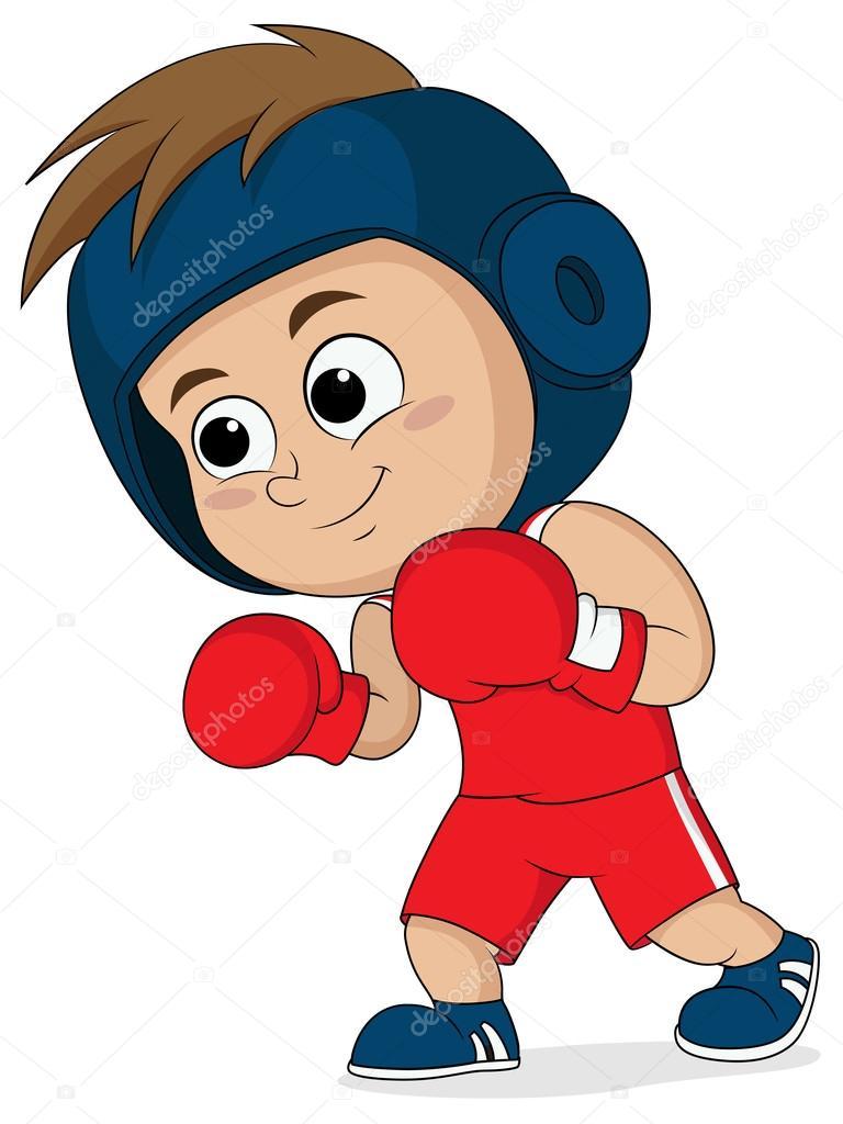 Виды спорта для детей в картинках бокс, открыток