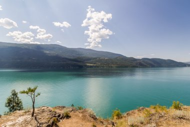 Kalamalka Lake in British Columbia